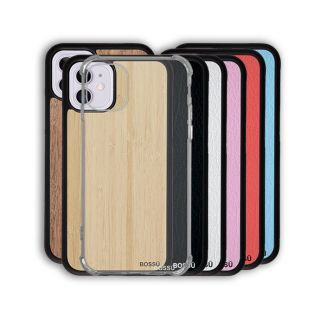 Customized phone case for iPhone 11 wood case with design Gossip Girl